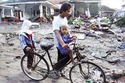 Warga Pangandaran Adakan Syukuran Kenang 4 Tahun Tsunami