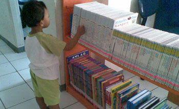 Warga Pangandaran Butuh Perpustakaan Umum