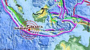 Warga Pangandaran Rasakan Gempa Sukabumi