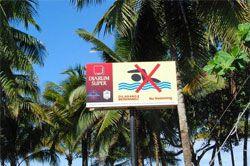Wisatawan Hilang di Pantai Pangandaran