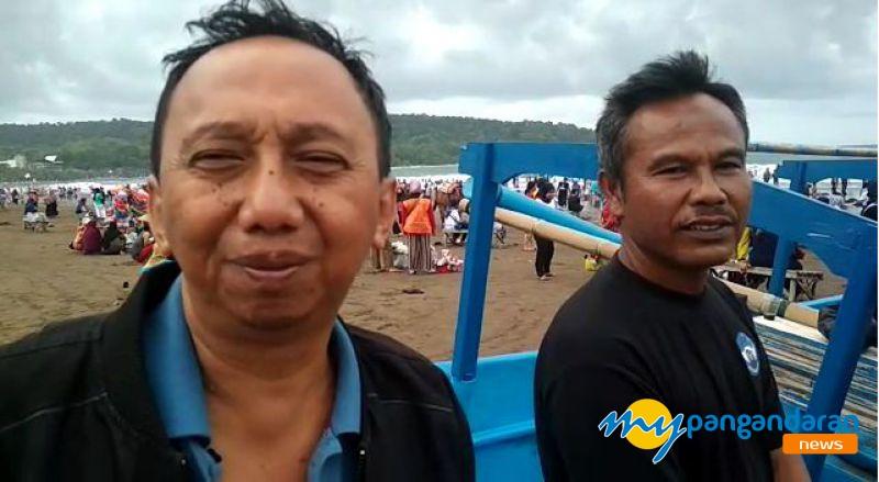 Wisatawan: Kami Tidak Takut ke Pangandaran, Kami Sangat Menikmati Pangandaran