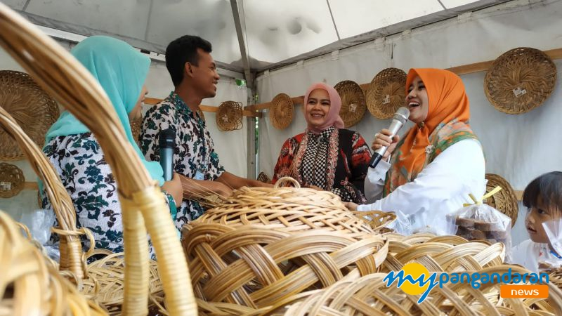 WJCF, Ajang Promosi Poduk Kerajinan Jawa Barat Digelar Meriah di Pangandaran