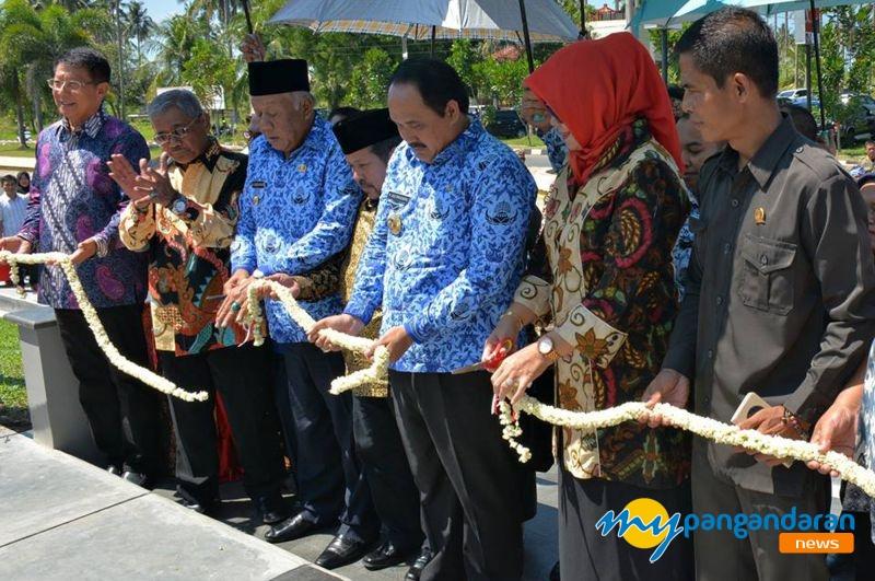 Wujudkan KEK Bupati Resmikan Pembukaan Grand Pangandaran