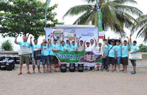 XCI Usung Peduli Lingkungan Dalam Touring Goes Green To Pangandaran