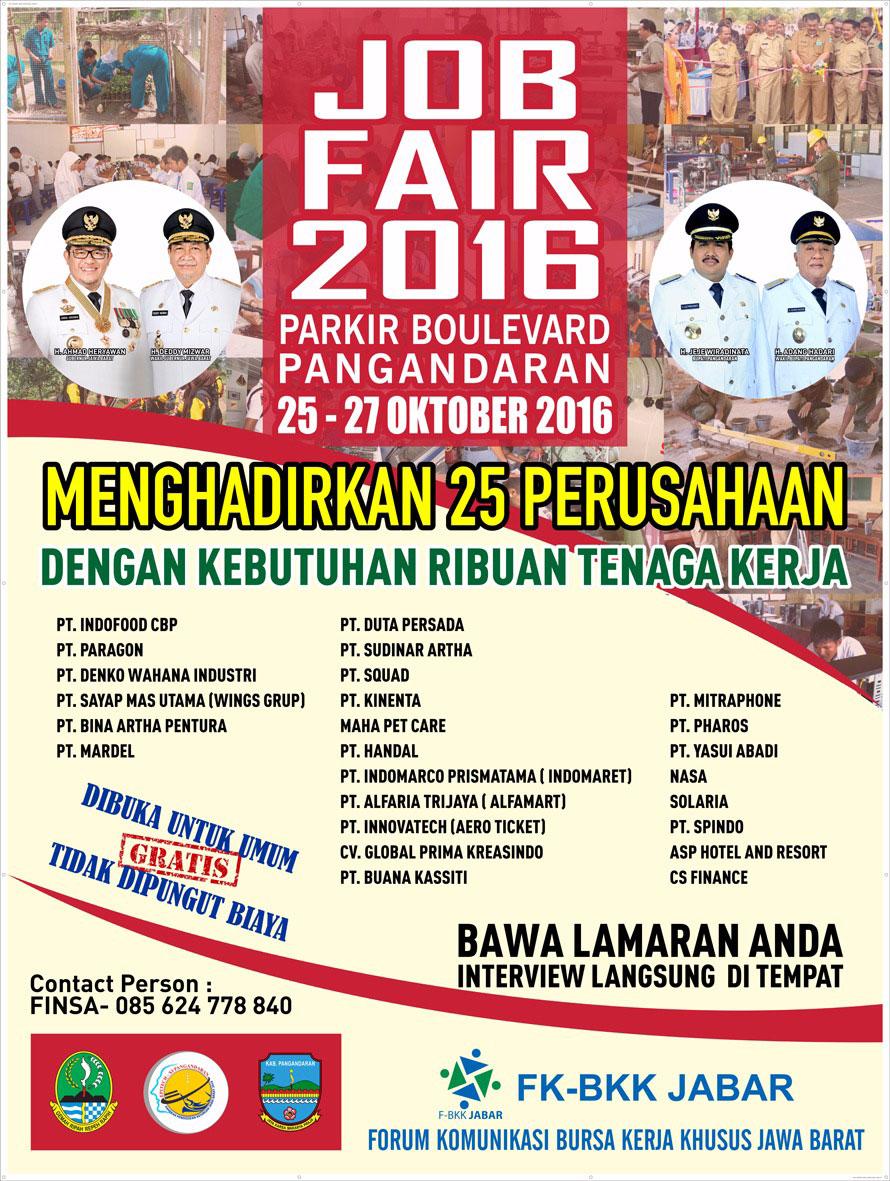 Pangandaran Job Fair